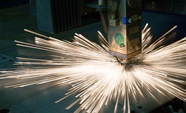 Quattro Laser cutting